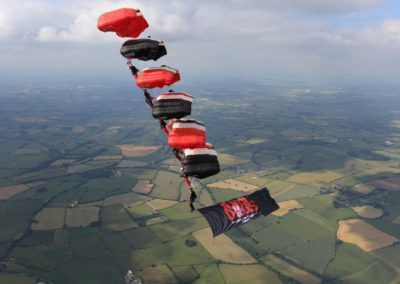Joint 6 Stack Red Devils and Jump Dogs