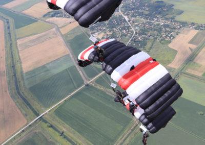 Parachute Display